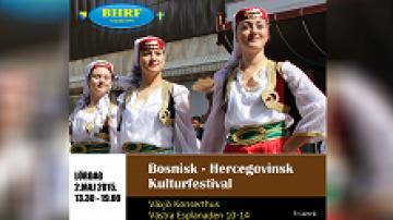 Bosnisk-Hercegovinsk Kulturfestival 2015