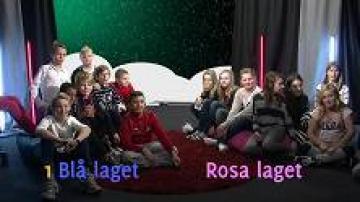 Barnens Egen TVs Julkalender - Lucka 1
