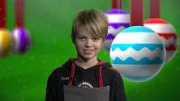 Barnens Egen TVs Julkalender - Lucka 2