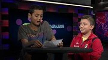 Barnens Egen TVs Julkalender - Lucka 4