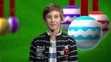 Barnens Egen TVs Julkalender - Lucka 10