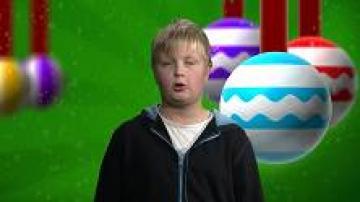 Barnens Egen TVs Julkalender - Lucka 11