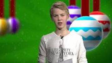 Barnens Egen TVs Julkalender - Lucka 14