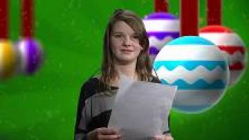 Barnens Egen TVs Julkalender - Lucka 19