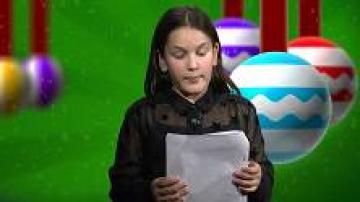 Barnens Egen TVs Julkalender - Lucka 21