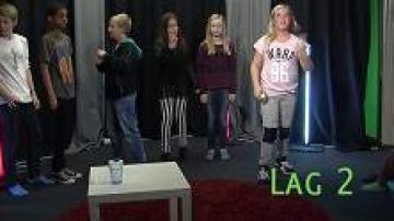 Barnens Egen TVs Julkalender - Lucka 24