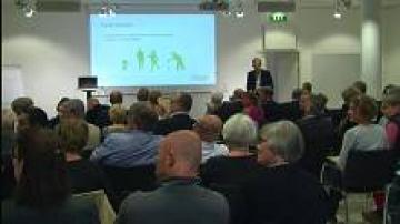Årsstämma med Växjös kommunala bolag 2014: Frågestund & avslutning