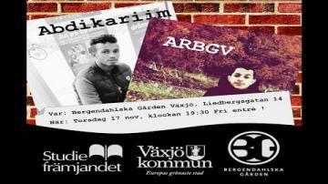 Hiphop konsert med ARBGV och ABDIKARIIM - BGLIVE