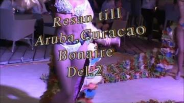 Sven Pettersson besöker ABC-öarna, Aruba Bonaire Curacao, del 2