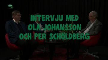 Intervju med Ola Johansson (C) och Per Schöldberg (C)