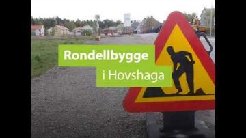 Rondellbygge Hovshaga