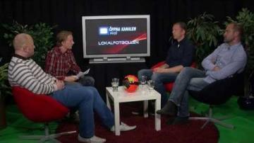 ÖKV Play: Avspark Kronoberg - 21 maj 2013