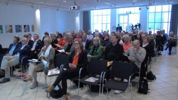 Årsstämma med Växjös kommunala bolag 2015: Växjöbostäder