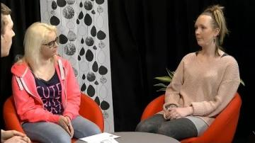 Tillsammans i psykisk hälsa, snack i TV-soffan