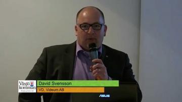 OKV - Årsstämma med Växjös kommunala bolag 2015: Videum