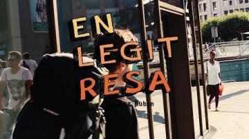 En Legit Resa - Jobbigt läge i Frankfurt