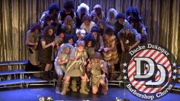 30-årsjubileum för Dacke Drängar Barbershop Chorus