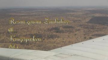 Resan genom Zimbabwe till Krugerparken del 1