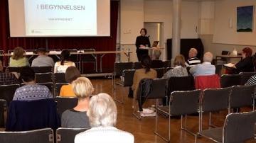 Att leva med smärta - Marielle Renfors