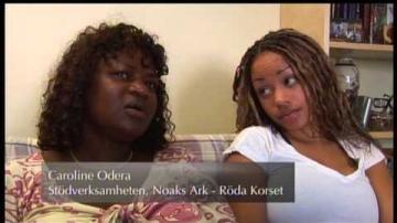 ÖKV Play - Vi och dom -att leva med hiv i Sverige