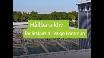 """Studiebesök på Sundets reningsverk genom """"Hållbara kliv"""""""