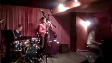 Tinktur + Erik Bejstam (Jazzlinjen S:t Sigfrid) Alvesta Jazzklubb