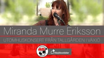 Jazz i Växjö - Miranda Murre Eriksson