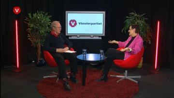ÖKV Play - Intervju med Vänsterpartiets riksdagskandidat