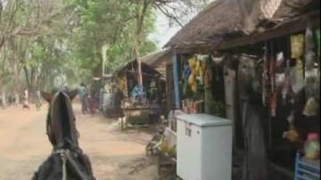Resan till det gyllene landet Burma - Del 3