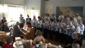 ÖKV Play: Tonträffen sjunger och spelar i Mörrum
