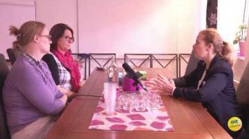 ÖKV Play: EU-parlamentariker hos Kvinnojouren Blenda