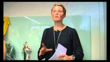 ÖKV Play: Anna-Karin Hatt inviger Centerpariets riksorganisations regionkontor