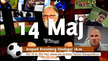 ÖKV Play - Avspark Kronoberg, 14/5 2014