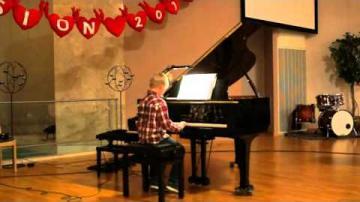 Marly Azevedo Anderssons Julkonsert med elever 2015