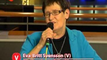 ÖKV Play - Vad händer i Bryssel med Eva-Britt Svensson EU-parlamentariker (v)
