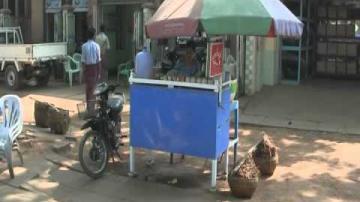 Resan till det gyllene landet Burma - Del 2