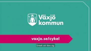 Cykelöverfarter i Växjö kommun