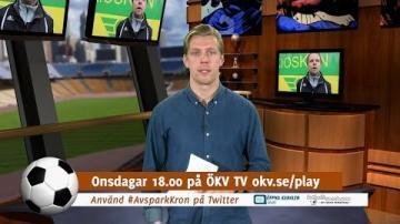 ÖKV Play - Avspark Kronoberg, 23/4 2014