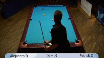 ÖKV Play - Biljard: Swedish Pool Tour 500, final