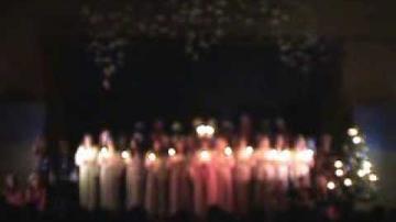 ÖKV Play - Lucia- och julavslutning på Arabyskolan