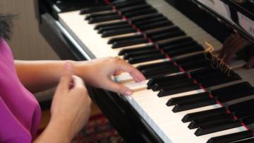 Piano Marly Azevedo Andersson Tutorial Din första Pianolektion svenska