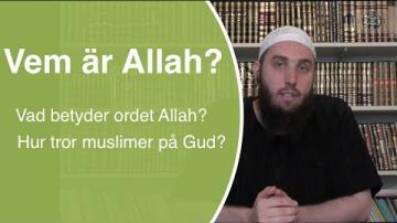 Vem är Allah?