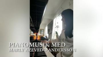 Pianomusik med Marly Azevedo Andersson - Julmusik
