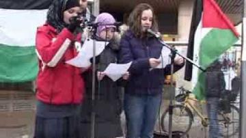 ÖKV Play - Manifestation för ett fritt och demokratiskt Palestina