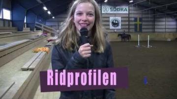 Reportage om ridprofilen