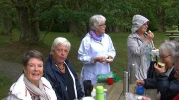 TONTRÄFFENS resa till Österlen i Skåne