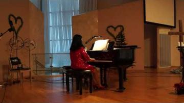 Piano Marly Azevedo Anderssons Jul potpurri 2018
