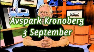 ÖKV Play - Avspark Kronoberg, 3/9 2014