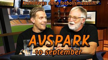 ÖKV Play - Avspark Kronoberg, 10/9 2014