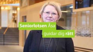 Seniorlotsen Åsa guidar dig rätt